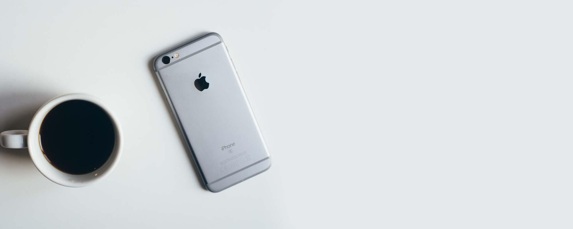 Verkoop je iPhone!