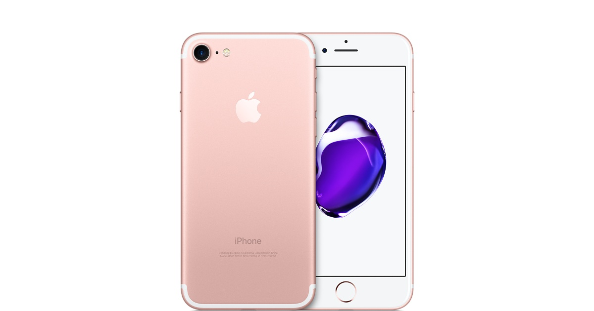 IPhone 7 128GB Silver (GSM ) AT T, apple