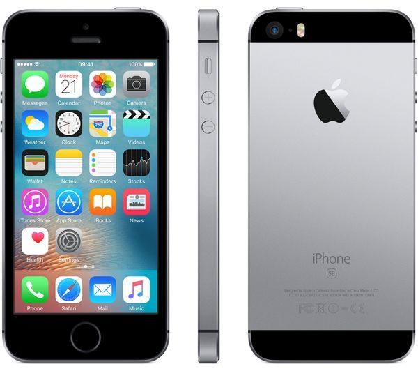 nieuwe iphone se 32gb spacegrey 1 jaar apple garantie proresell. Black Bedroom Furniture Sets. Home Design Ideas