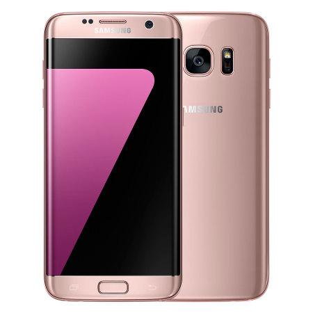 Samsung Galaxy S7 edge 32gb pink gold 5 sterren