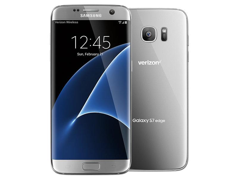 Samsung Galaxy S7 edge 32gb zilver 3 sterren