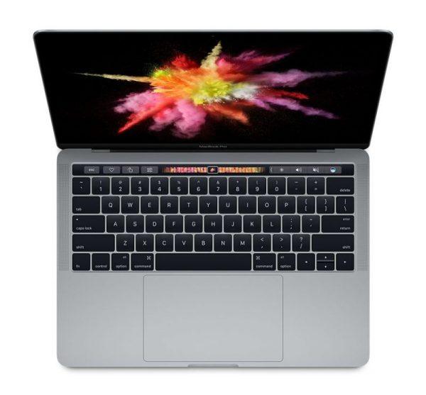 Zeer nette Refurbished Macbook pro 13″ (2017) Touch Bar – 3.3ghz – i5 – 16gb – 512ssd – 1 jaar garantie