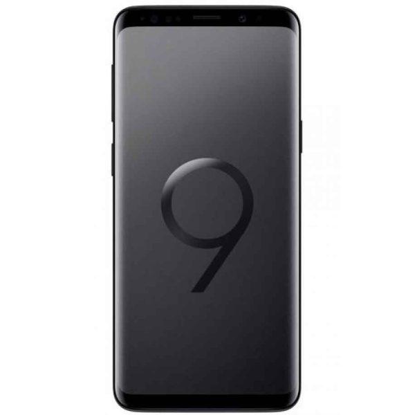 Samsung Galaxy S9 zwart 64gb 1 jaar garantie – 5 sterren