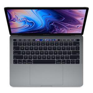 Nieuwe Macbook pro (2019) TouchBar – 13 inch – 2.4gh – i5 – 8GB – 256SSD – 1 jaar Apple garantie