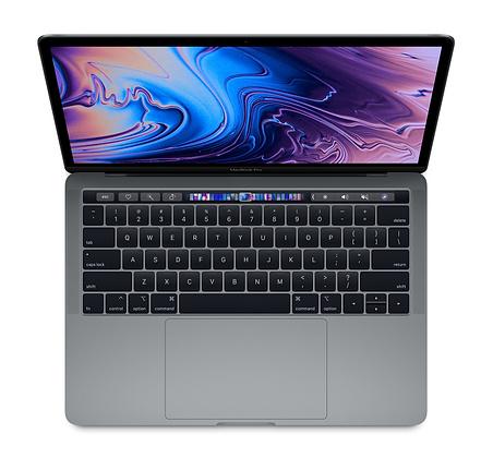 Nette Macbook Pro (2018) – 15 inch – Touch Bar – 2.2ghz – i7 – 16gb – 256ssd – 1 jaar garantie