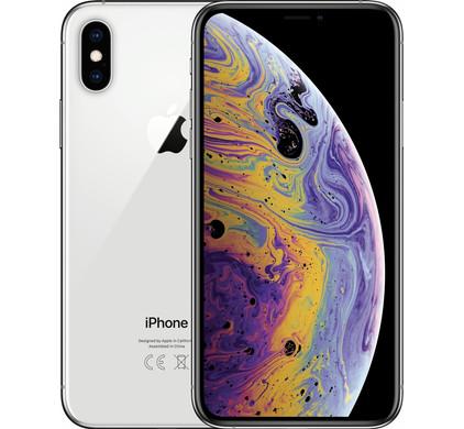 Apple iPhone XS 64Gb zilver 5 sterren
