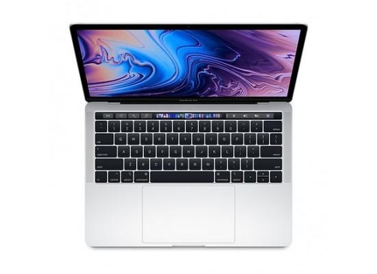 Zeer Nette Refurbished Macbook pro 13 inch (2016) – Touch Bar –  2.9Ghz – i5 – 16GB – 256SSD – Zilver – 1 jaar garantie