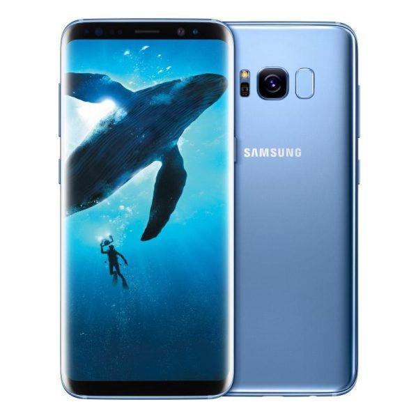 Samsung Galaxy S8 Plus – 64GB – Gray – 5 Sterren