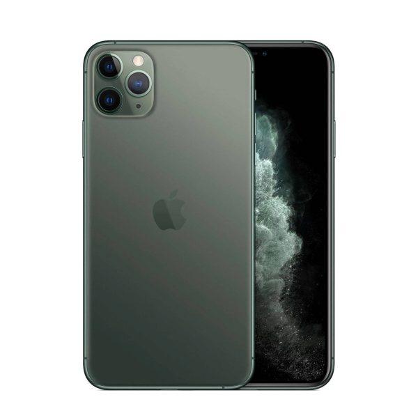 Nieuwe iPhone 11 pro – 64gb – Mignight Green – 1 jaar garantie