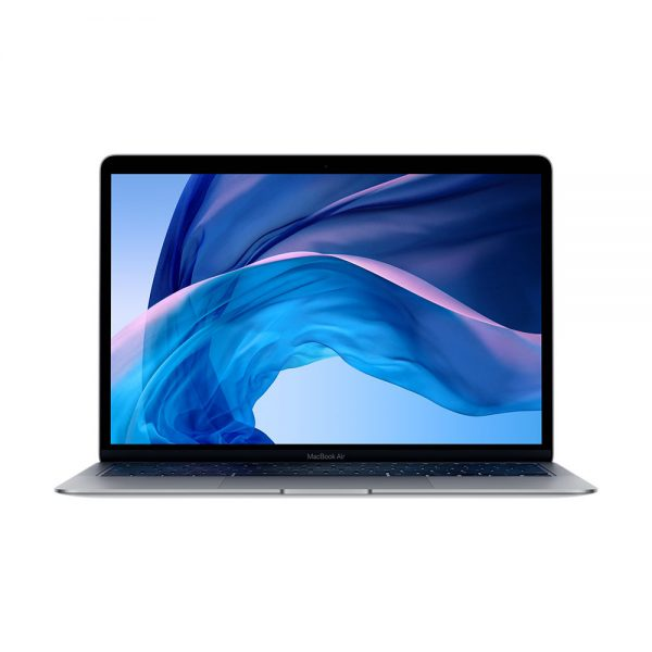 Nette Refurbished Macbook Air (2019) 13 inch – True Tone Retina – 1.6ghz – i5 – 8GB – 256SSD – Spacegrey – 1 jaar garantie