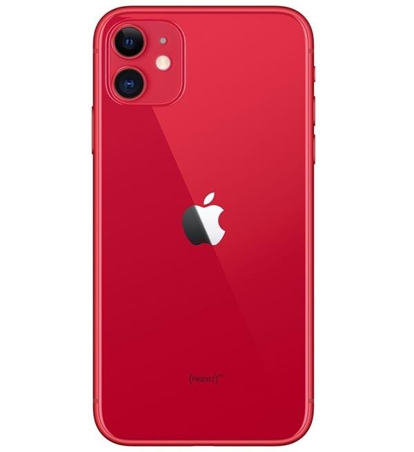 Nieuwe iPhone 11 – 64GB – Rood – 1 jaar Apple garantie