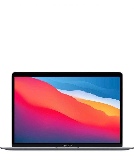 Nieuwe MacBook Air (2020)- Apple M1 chip – 8GB – 256gb SSD – Spacegrey- 1 jaar Apple garantie