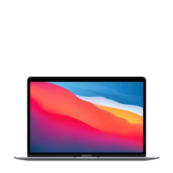 Nieuwe MacBook Air (2020)- Apple M1 chip - 8GB - 256gb SSD - Spacegrey- 1 jaar Apple garantie