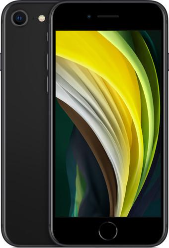 Nieuwe iPhone SE 2020 64GB zwart – 1 jaar Apple garantie