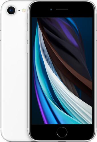 Nieuwe iPhone SE 2020 64GB Wit – 1 jaar Apple garantie