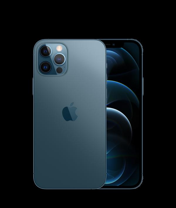 Nieuwe iPhone 12 pro 128GB – 1 jaar Apple Garantie – Oceaanblauw