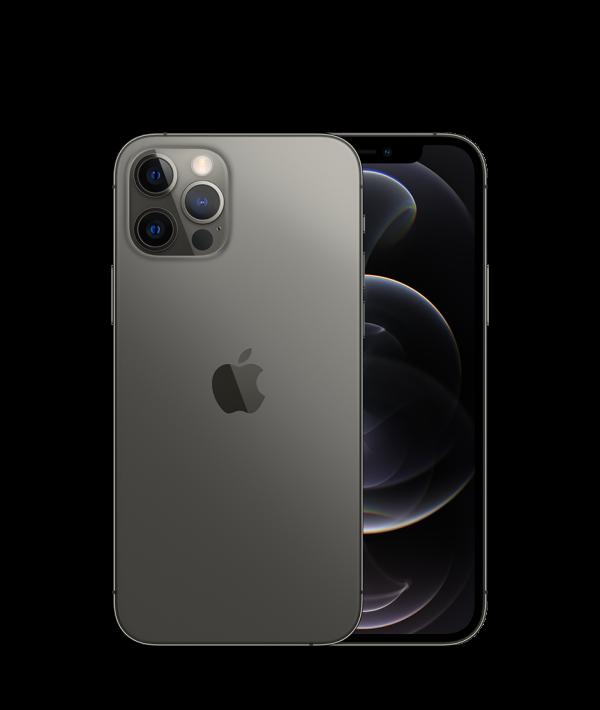 Nieuwe iPhone 12 Pro Max 256GB – 1 jaar Apple Garantie – Zwart