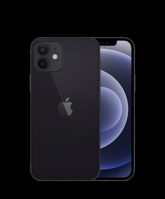 Nieuwe iPhone 12 128GB – 1 jaar Apple Garantie – Zwart