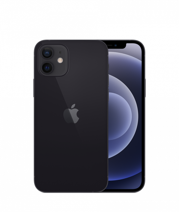 Nieuwe iPhone 12 128GB - 1 jaar Apple Garantie - Zwart