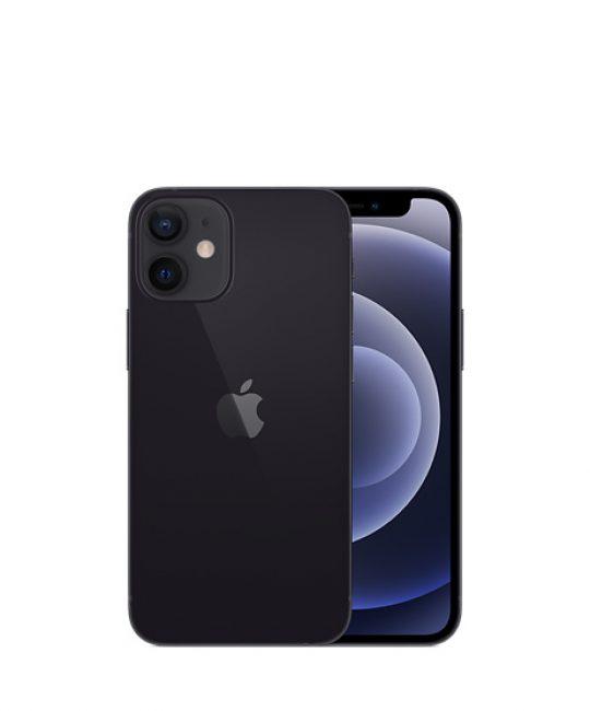 Nieuwe iPhone 12 Mini 128GB – 1 jaar Apple Garantie – Zwart