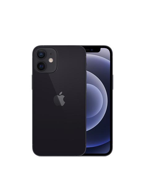 Nieuwe iPhone 12 Mini 64GB – 1 jaar Apple Garantie – Zwart