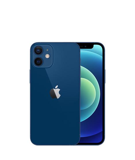 Nieuwe iPhone 12 Mini 64GB – 1 jaar Apple Garantie – Blauw