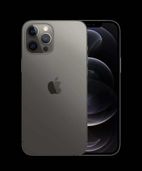 Nieuwe iPhone 12 Pro Max 128GB – 1 jaar Apple Garantie – Zwart
