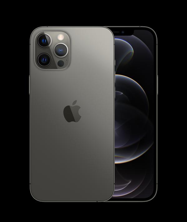 Nieuwe iPhone 12 Pro Max 128GB - 1 jaar Apple Garantie - Zwart