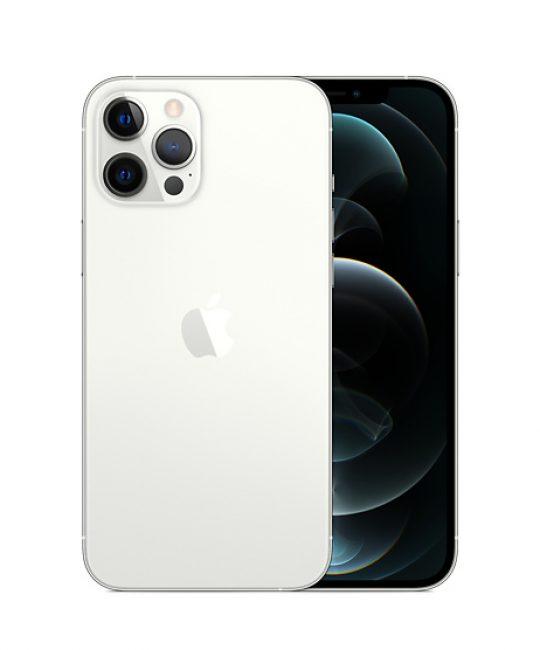 Nieuwe iPhone 12 Pro Max 128GB – 1 jaar Apple Garantie – Zilver