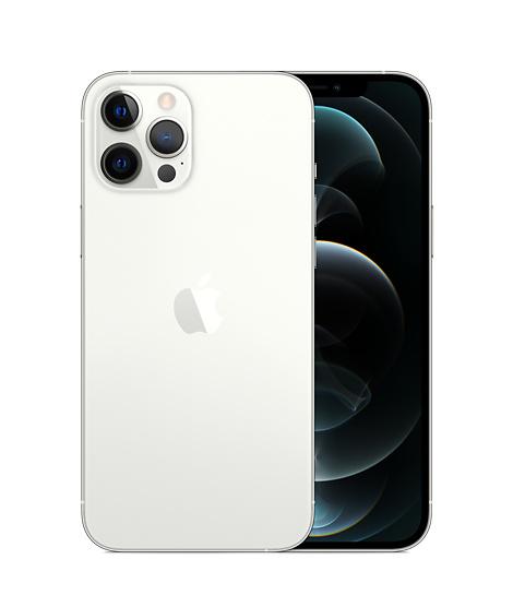 Nieuwe iPhone 12 Pro Max 128GB - 1 jaar Apple Garantie - Zilver